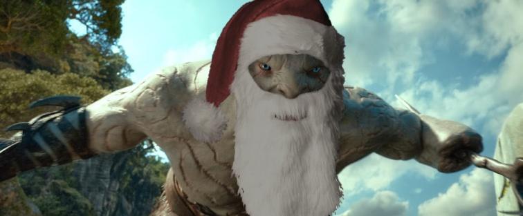 The Pale Santa